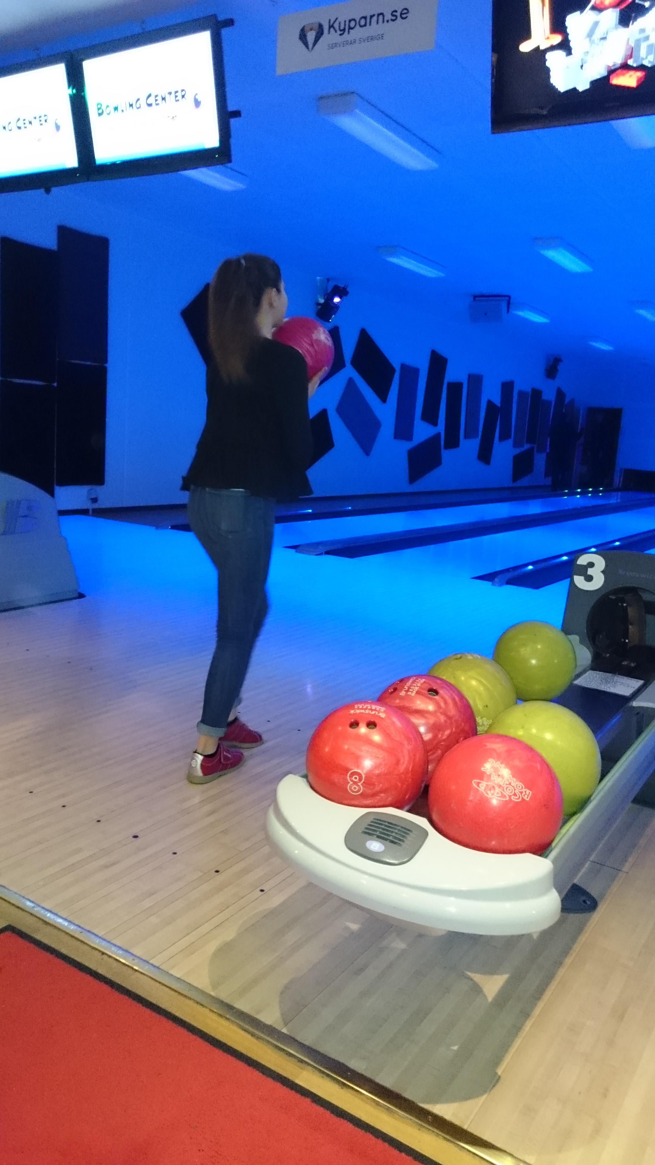 bowling växjö